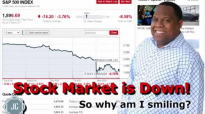 The Stock Market Is Down - What now.mp4