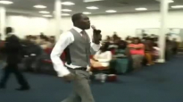 Prophet Daniel Amoateng Tagged Team Preaching.'Am free at Last'.mp4