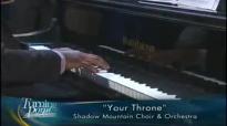 Marshall Hall w_ choir- Your Throne.flv