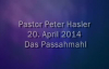 Peter Hasler - Ostern-Familiengottesdienst - Das Passahmahl - 20.04.2014.flv
