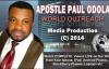Apostle Paul Odola - Keys to Answered Prayers (Vol1)