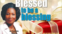 Blessed to be a blessing - Rev. Funke Felix Adejumo.mp4