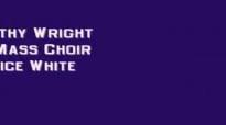 Rev. Clay Evans _ AARC Mass Choir _ Janice White - I've Got A Testimony.flv