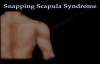 Snapping Scapula Syndrome  Everything You Need To Know  Nabil Ebraheim