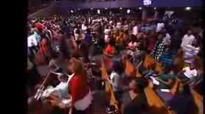Benita Washington Victory Praise Break with Mz Baptish Choir Nasville.flv