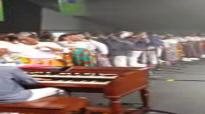 Ricky Dillard & New G at the New Orleans Jazz Fest (Medley).flv