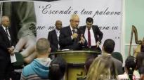 Pr. Geziel Gomes  Vejam o que Deus Fez ! Curas, Profecias e Muitos Milagres na AD Nova Lima