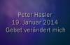 Peter Hasler - Gebet verändert mich - 19.01.2014.flv