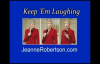 Jeanne Robertson  Part 1 of Dont Line Dance in the Ladies Room