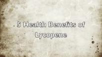 5 Health Benefits of Lycopene