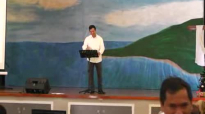 Knowing CHRIST in Christmas  Ptr. Ryan Escobar  21 Dec 2014