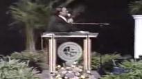 Bishop James Morton.PREACHING! 1