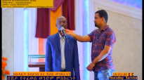Testimony of a Father who was healed from, Kidney, Sinus and Back pain in Jesus name.mp4