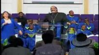 Bishop James H. Morton I Dont Feel No Ways Tired Special Prayer