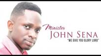 Minister John Sena  We give you Glory Lord