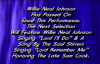 Willie Neal Johnson & The Gospel Keynotes - Lord I'll Do.flv
