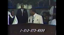 Rev. Clay Evans & Fellowship Congregation - Father I Stretch My Hands To Thee.flv
