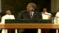 Rev. Clay Evans Father I Stretch My Hands To Thee.flv