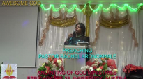 Awesome God Part 2 by Pastor Rachel Aronokhale Anointing of God Ministries January 2021.mp4