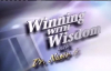 Winning With Wisdom Your Seat of Power 3 Dr. Nasir Siddiki