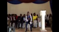 Bishop M. Nqwazi 'Preach to every Creation' Mark 16;15 ,ASV and ESV.flv