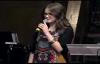 Sermon - Sandi Patty - 8_24_2014 - Christ Church Nashville.flv