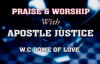 PRAISE & WORSHIP WITH APOSTLE JUSTICE DLAMINI vol 1.mp4