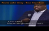 Pastor John Gray - Row Your Boat.flv