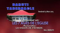Culte du 13.03.2015_ LA VISION DE PATMOS