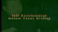 Inti Keselamatan Dalam Yesus Kristus  Podcast 4 Pdt Dr Erastus Sabdono