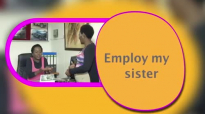 Employ my sister please. Kansiime Anne. Africa Comedy.mp4