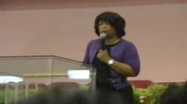 Maurette BrownClark sings Sovereign God @Madison Mission SDA
