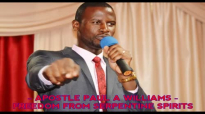 FREEDOM FROM SERPENTINE SPIRITS by Apostle Paul A Williams.mp4
