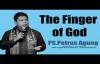 Pdt Petrus AgungThe Finger of God