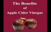 Health Benefits of Apple Cider Vinegar Detailed Information