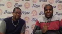 Exclusive interview Comedian Bone Hampton