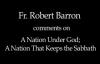 Fr. Robert Barron on A Nation Under God.flv