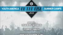 YA13 Leadership Session  WK1  Robert Madu