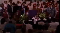 Rev. Jerry D. Black singing Youve Been Good to Me