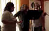 Angela Primm, Gale Mayes, & Reggie Smith singing background vocals.flv
