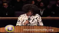Alexis Spight ministering at Mt. Zion Church Nashville Stellar week 2014.flv