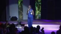 Kansiime Anne and Yvonne ChakaChaka on #iamkansiime stage. Kansiime Anne. Africa.mp4