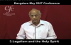 Zac Poonen - Legalism And The Holy Spirit _ Full Sermon