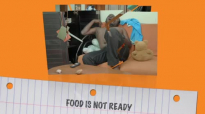 Food is not ready. Patience please. Kansiime Anne. African Comedy.mp4