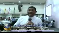 IMPD  Reunio de Obreiros na Igreja Batista com o Apstolo Valdemiro Santiago 27.02.2014 19h