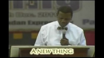 A New Thing  by Pastor E A Adeboye- RCCG Redemption Camp- Lagos Nigeria