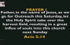 Bishop OyedepoExcerpt Covenant Hour of Prayer July17,2015