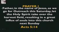 Bishop OyedepoExcerpt Covenant Hour of Prayer July17,2015