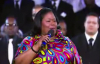 Kathy Taylor and Marvin Winans at Holy Convocation 2014.flv