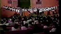 Further along, Timothy Wright, Myrna Summers, Bishop G E Patterson.flv